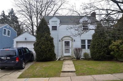 Westchester County Single Family Home For Sale: 136 Sixth Avenue