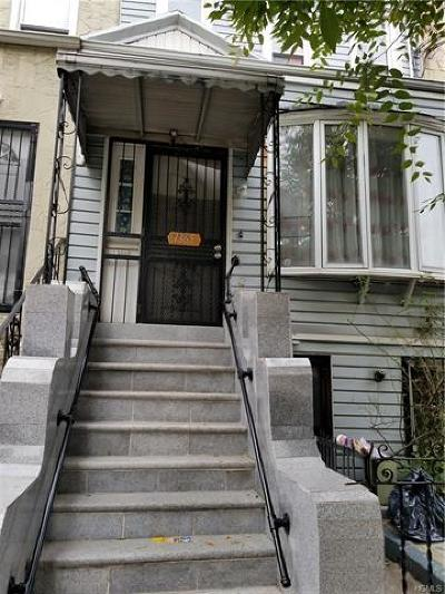 Bronx Single Family Home For Sale: 1365 Clay Avenue