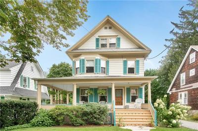 Pleasantville NY Single Family Home For Sale: $749,000