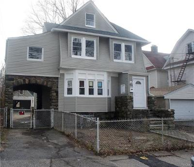 Mount Vernon Multi Family 2-4 For Sale: 48 Adams Street