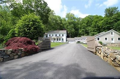 Katonah Single Family Home For Sale: 251 Todd Road