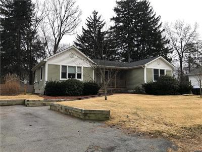 Greenwood Lake Single Family Home For Sale: 48 Murray Road