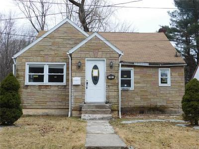 Monticello NY Single Family Home For Sale: $41,000