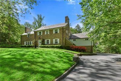 Scarsdale Single Family Home For Sale: 1 Kelwynne Road