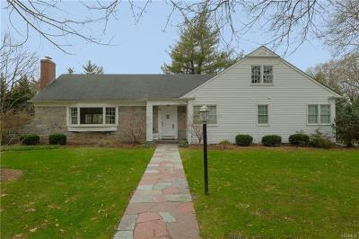 New Rochelle Single Family Home For Sale: 50 Starr Terrace