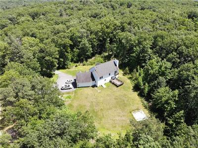 Pine Bush Single Family Home For Sale: 341 Walker Valley Road