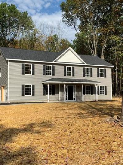 Middletown Single Family Home For Sale: Lot #6 Connors Road