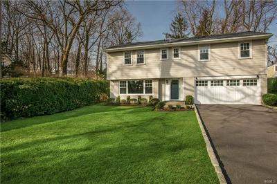 Larchmont Single Family Home For Sale: 28 Sherwood Drive