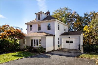 Eastchester Single Family Home For Sale: 1 Morgan Street