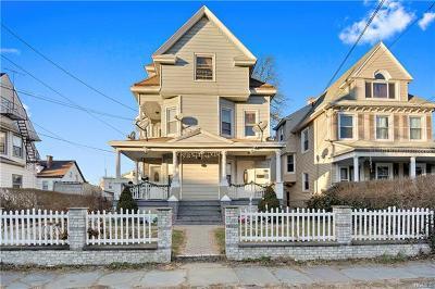 Mount Vernon Multi Family 2-4 For Sale: 149 Chester Street