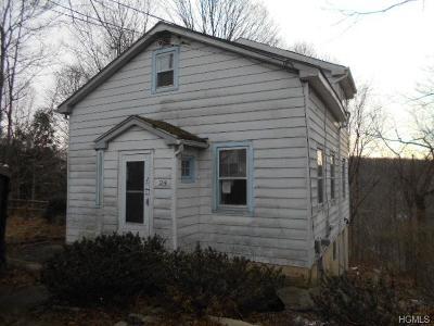 Putnam County Single Family Home For Sale: 25 Amawalk Road