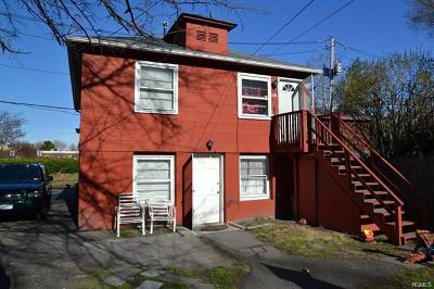 Piermont NY Multi Family 2-4 For Sale: $679,000