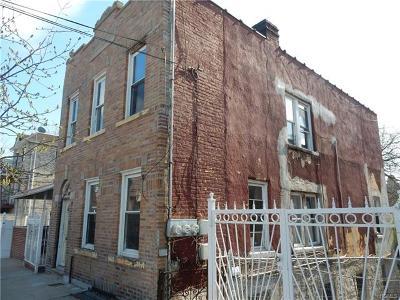 Bronx Multi Family 2-4 For Sale: 3135 Seymour Avenue