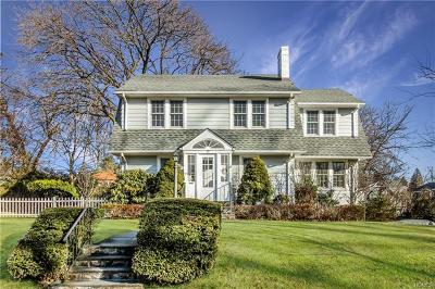 Westchester County Rental For Rent: 35 Edgewood Road