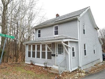 Ellenville Single Family Home For Sale: 11 Clinton Avenue
