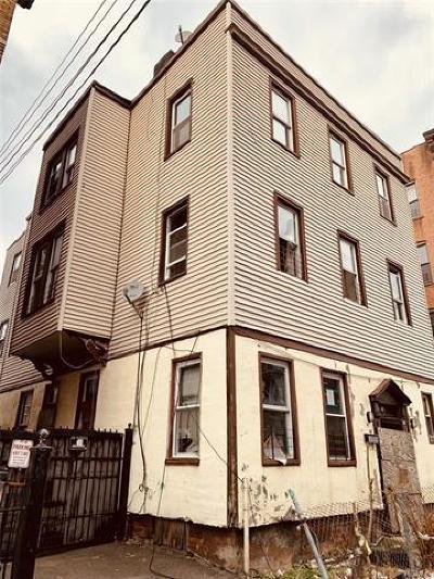 Mount Vernon Multi Family 2-4 For Sale: 23 East 4th Street