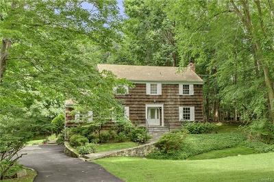 Armonk Single Family Home For Sale: 6 Blair Road