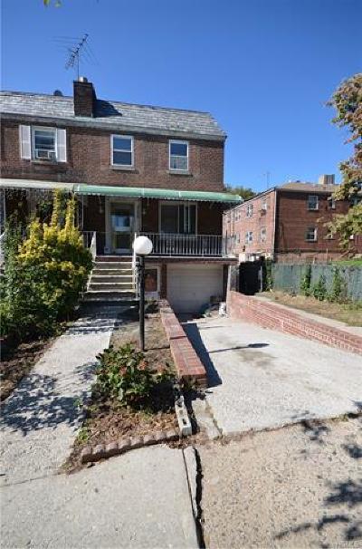 Bronx Multi Family 2-4 For Sale: 2345 Barnes Avenue