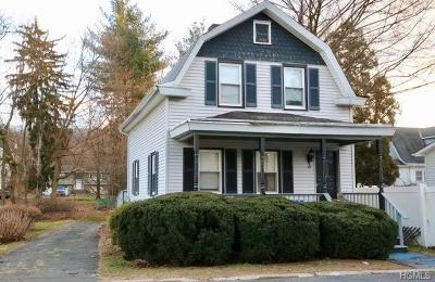 Single Family Home For Sale: 3 Harrison Street