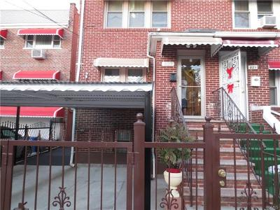 Bronx Multi Family 2-4 For Sale: 837 East 215th Street