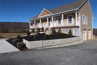 Otisville Single Family Home For Sale: Shoddy Hollow Road