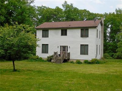 Sullivan County Single Family Home For Sale: 544 Roosa Gap Road