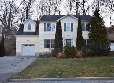 Westchester County Single Family Home For Sale: 64 Valley View Road