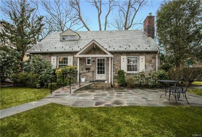 Larchmont Single Family Home For Sale: 53 Sheldrake Avenue