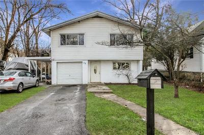 Single Family Home For Sale: 75 Gibson Avenue