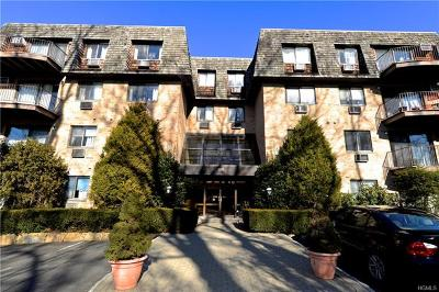 Westchester County Condo/Townhouse For Sale: 508 Central Park Avenue #5109
