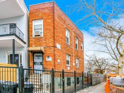 Bronx County Multi Family 2-4 For Sale: 1801 Cross Bronx Expressway