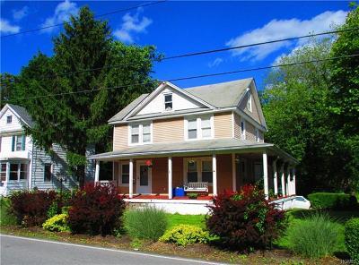 Monroe Multi Family 2-4 For Sale: 64 Franklin Avenue