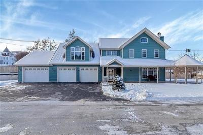 Dutchess County, Orange County, Sullivan County, Ulster County Single Family Home For Sale: 112 Station Road