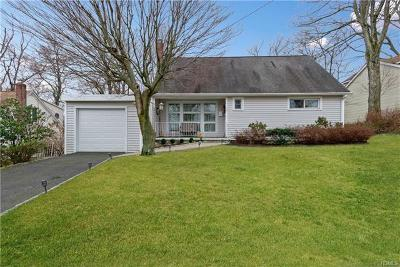 Westchester County Single Family Home For Sale: 58 Barnes Road