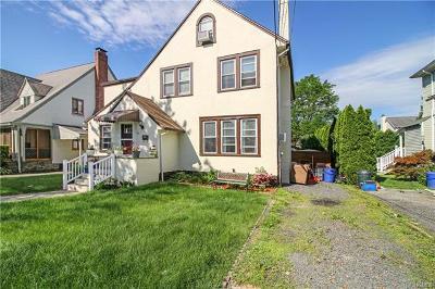 Port Chester Single Family Home For Sale: 30 Park Avenue