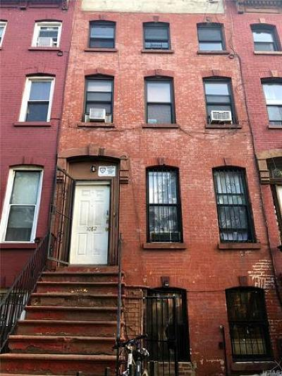 Brooklyn Multi Family 2-4 For Sale: 1082 Bushwick Avenue