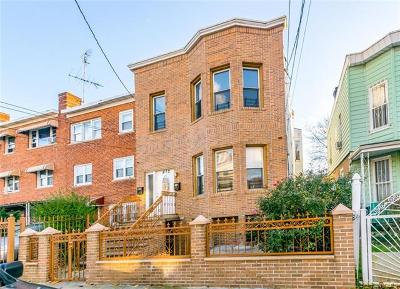 Bronx Multi Family 2-4 For Sale: 832 East 224th Street