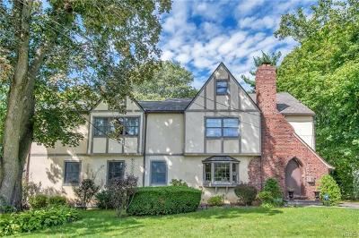 Westchester County Single Family Home For Sale: 78 Carthage Road