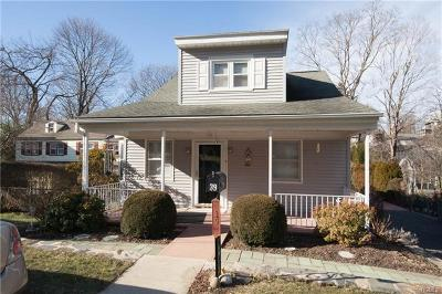 White Plains Single Family Home For Sale: 39 North Washington Avenue North