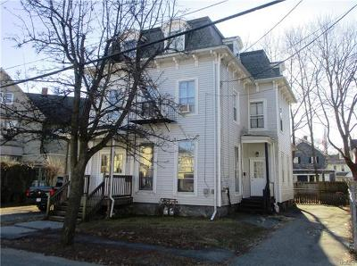 Orange County Multi Family 2-4 For Sale: 23 East Broome Street