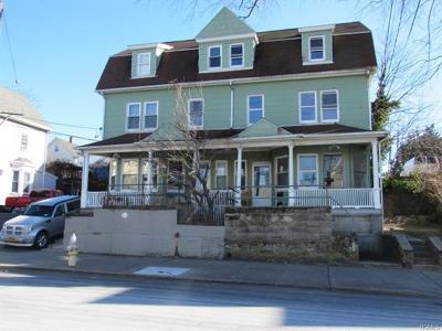 Port Chester Single Family Home For Sale: 37 Poningo Street