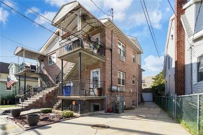 Bronx County Multi Family 2-4 For Sale: 3153 Wissman Avenue