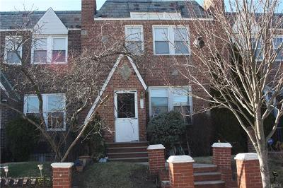 Single Family Home For Sale: 120-12 143rd Street