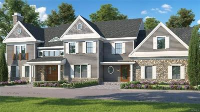Armonk Single Family Home For Sale: 17 North Lake Road