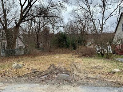 Greenwood Lake Residential Lots & Land For Sale: 8 Hillcrest Drive