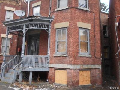 Newburgh Multi Family 2-4 For Sale: 46 Lutheran Street