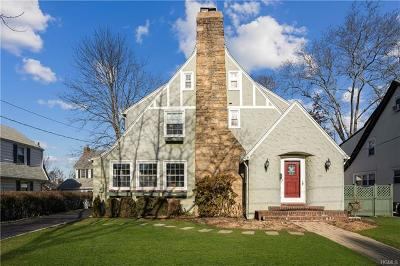 Westchester County Single Family Home For Sale: 81 Chatsworth Avenue