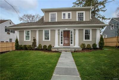 Larchmont Single Family Home For Sale: 2172 Boston Post Road