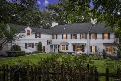 Bronxville Single Family Home For Sale: 35 Warwick Road