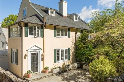 Bronxville Single Family Home For Sale: 3 Beverly Road